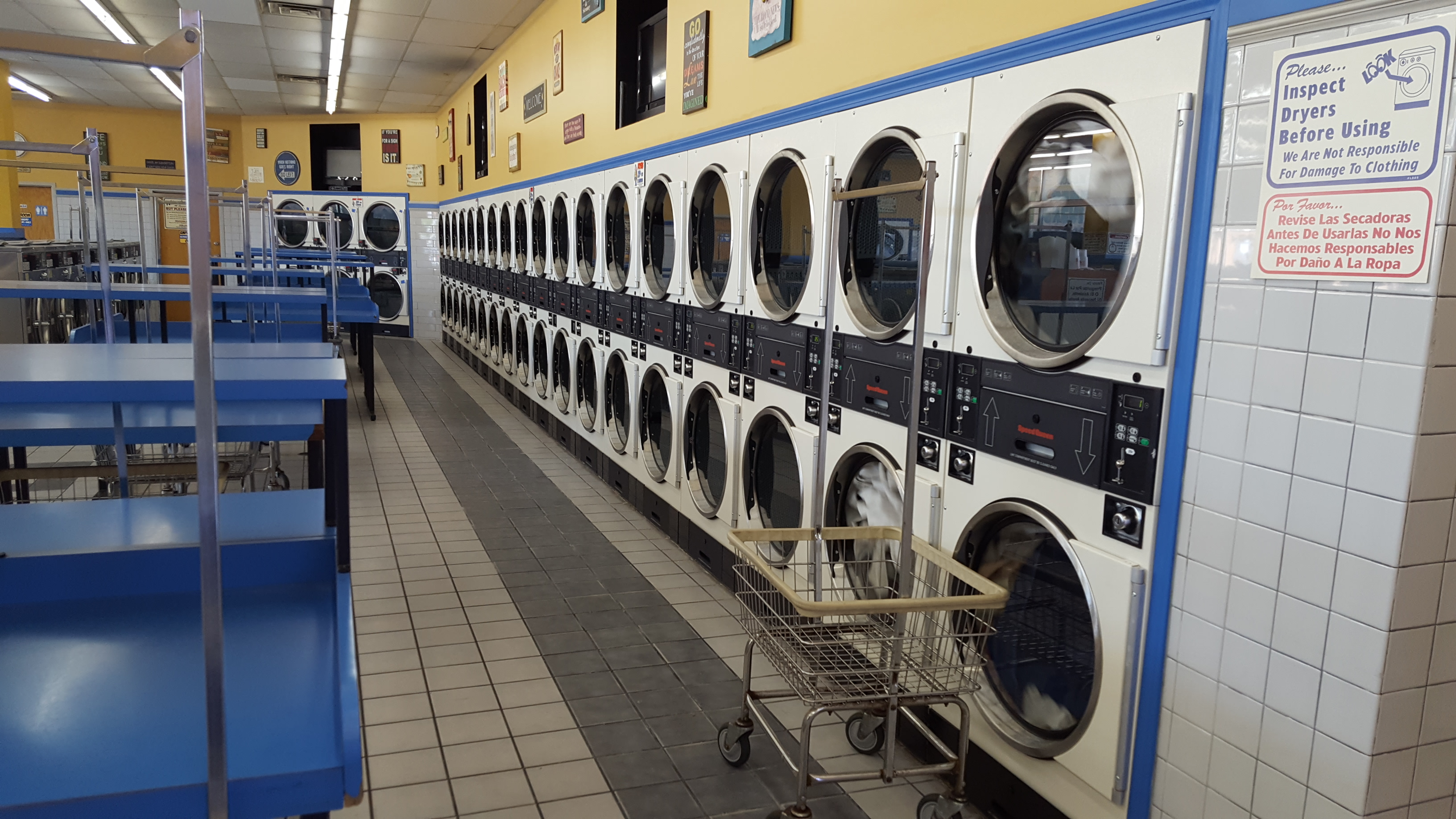 Archer Amp Central Laundry South Side Laundries